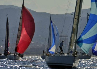 Easter 2016. Ophiusa Yacht Race